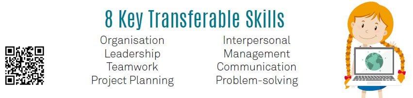 8 key transferable skills