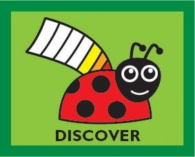 LADYBIRD Year 1 Discover