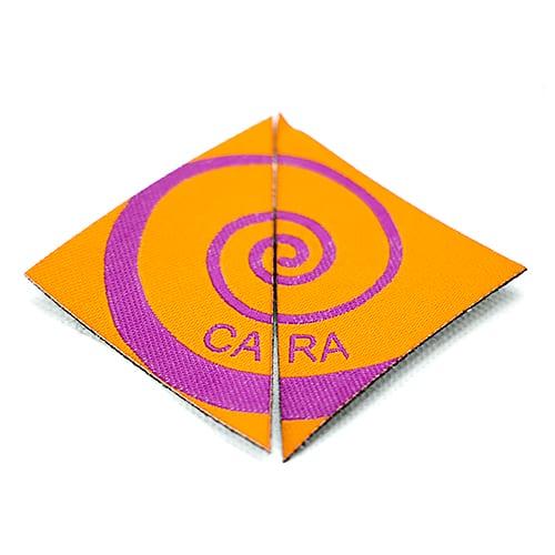 Cara Badge (2 parts)