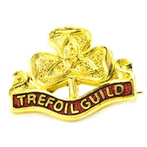 Trefoil Guild Badge
