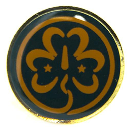 World Badge mini metal (for sashes)